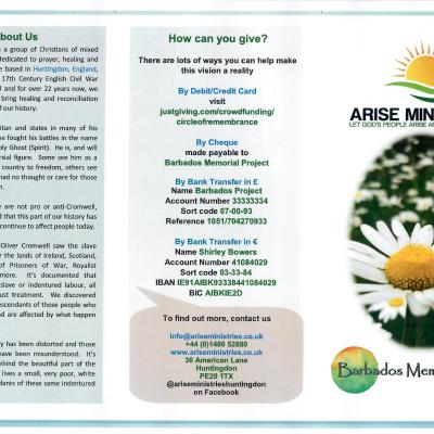 Arise Ministries Newsletter