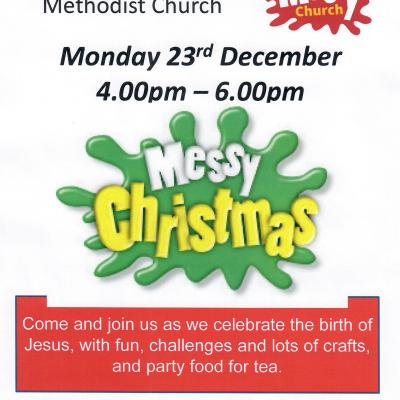 BS Messy Church