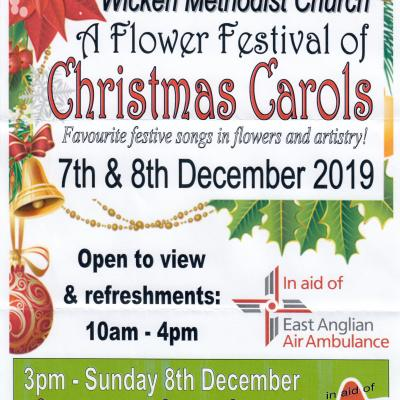 Flower Festival of Christmas Carols