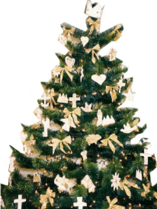 HMC Chrismon Tree