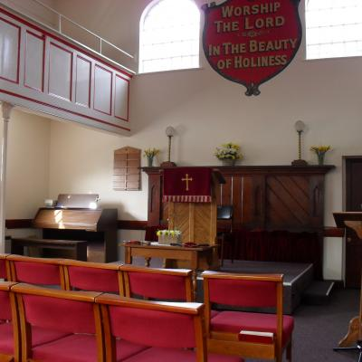 St Neots and Huntingdon Methodist Circuit