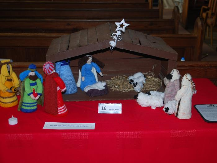 Scene 16 - Jesus is Born