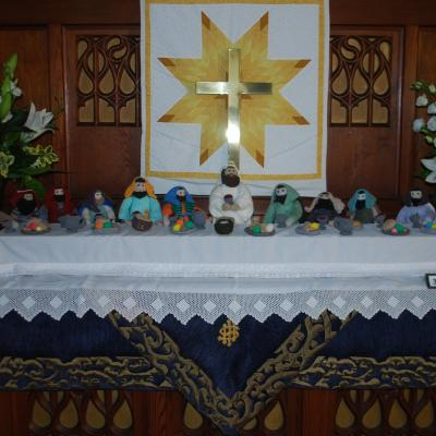 Scene 30 The Last Supper