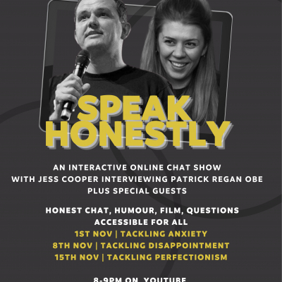 SPEAK HONESTLY CHAT SHOW 4